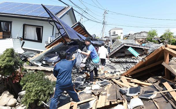 熊本地震の本震記録が捏造されていた