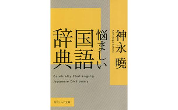 [書評]『悩ましい国語辞典』