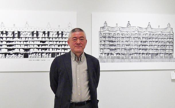 ガウディを測って40年、田中裕也さんの仰天人生