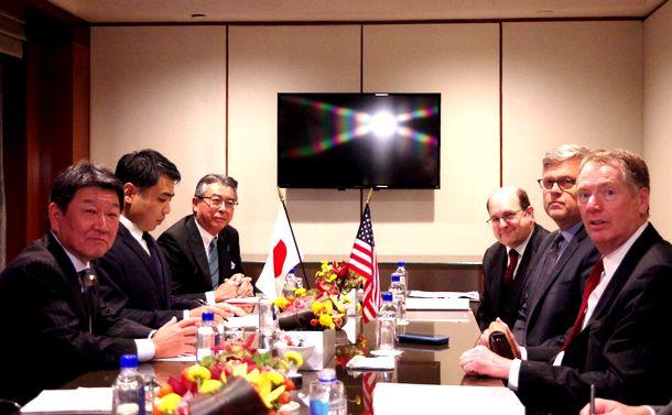 日米貿易交渉「日本が攻められている」という妄信