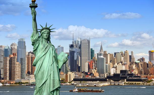 榊原英資、久しぶりのニューヨーク