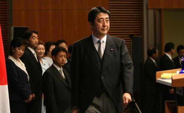 戦後最年少宰相・安倍氏と常識人・福田首相の挫折