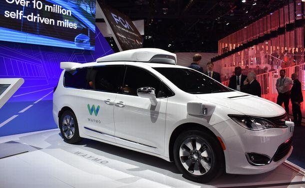 自動運転車の安全基準づくりで日米3社が連携