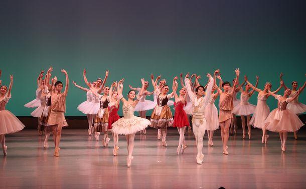 日本のバレエダンサー教育に変化の可能性