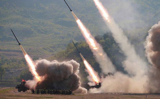 北朝鮮が発射した短距離ミサイルの正体