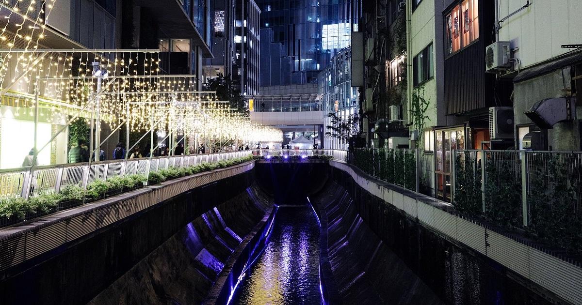 川 渋谷 水のない水辺から・・・「暗渠」の愉しみ方」第7回 水のない水辺に残る水ー渋谷川水系ー