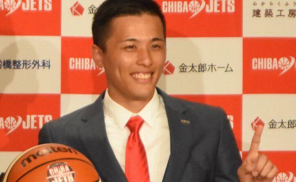 Bリーグ3年目、日本人初の1億円プレーヤー誕生