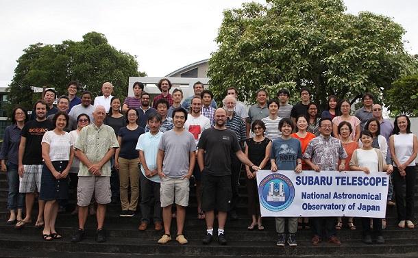 すばる望遠鏡とハワイと日本の30年