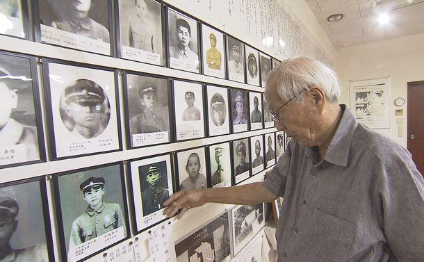 沖縄戦~父が親友に手渡した手榴弾