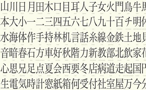 「漢字」という移民社会・日本にたちはだかる宿弊