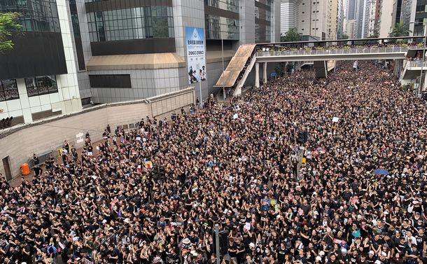 香港市民はなぜ、大規模デモをするのか?(上)