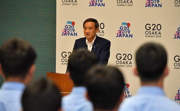 安倍外交の真価が問われるG20大阪サミット