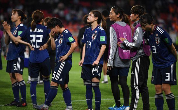なでしこジャパン、オランダに敗れW杯8強ならず