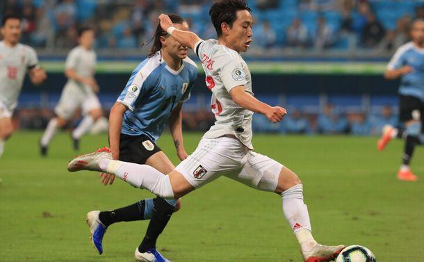 サッカー日本代表、強豪との対戦で貴重な経験積む