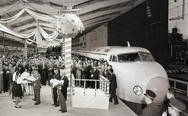 1964年五輪と東海道新幹線、リニアへの前史