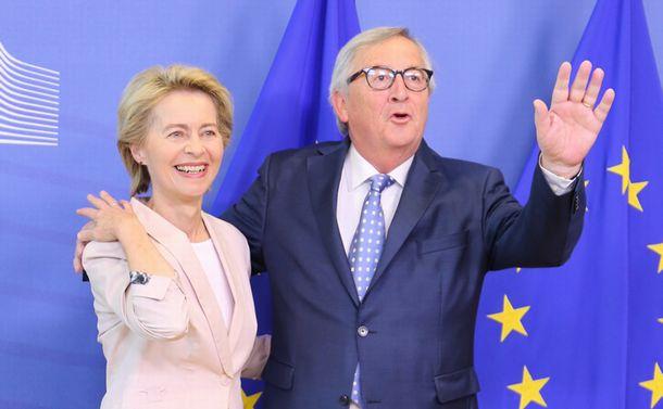 二転、三転の「混迷」を見せた欧州委員長選び
