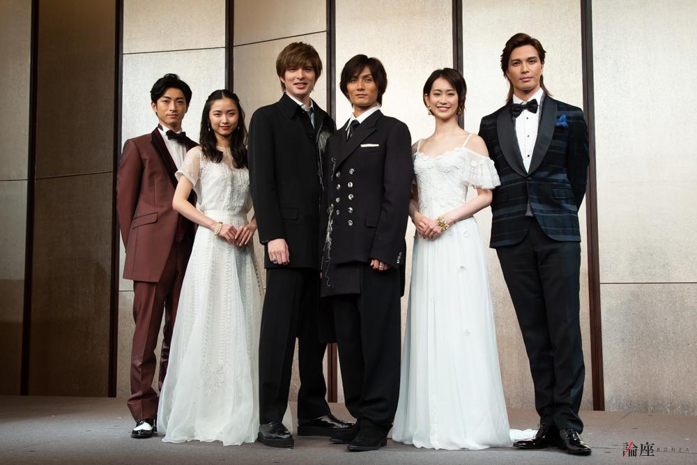 ミュージカル『ファントム』制作発表会見レポート
