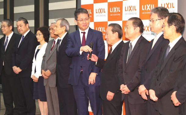 LIXIL株主総会、番狂わせの背景