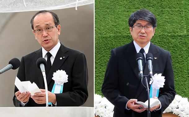 被爆74年 広島・長崎の「平和宣言」を読む