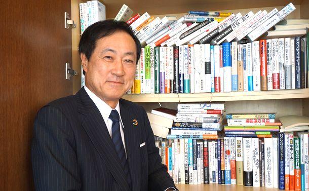 佐藤みずほFG会長一押しのホーキング博士の言葉