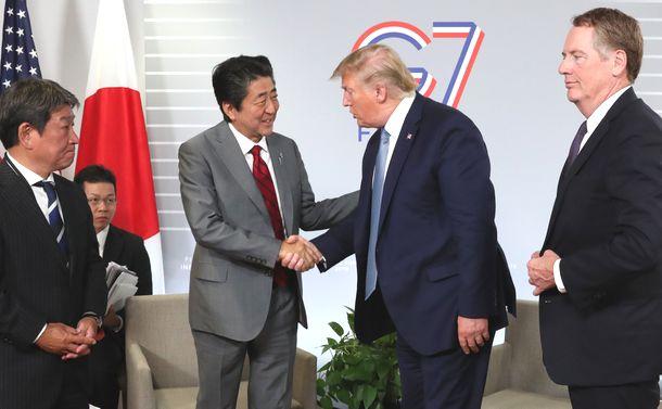 米国の余剰トウモロコシを買う日本の朝貢外交
