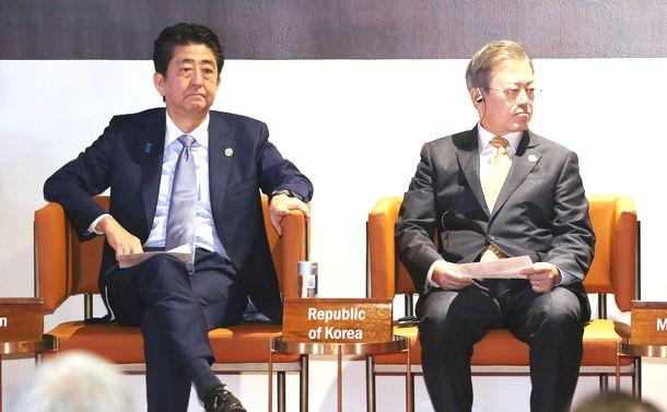 韓国は信を失い、日本は礼を失った