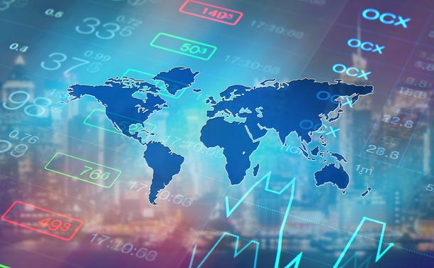 世界経済の成長率が鈍化している!