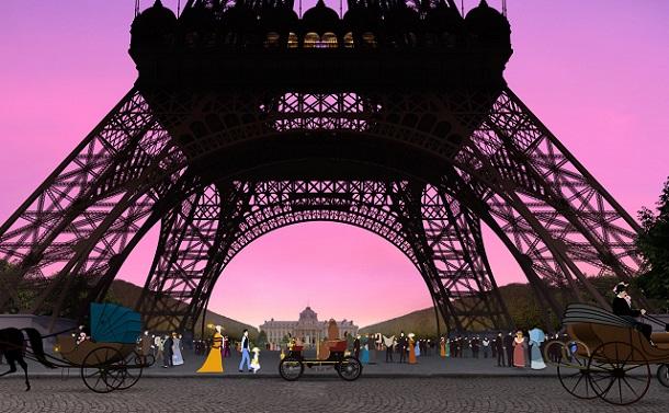 『ディリリとパリの時間旅行』オスロ監督に聞く