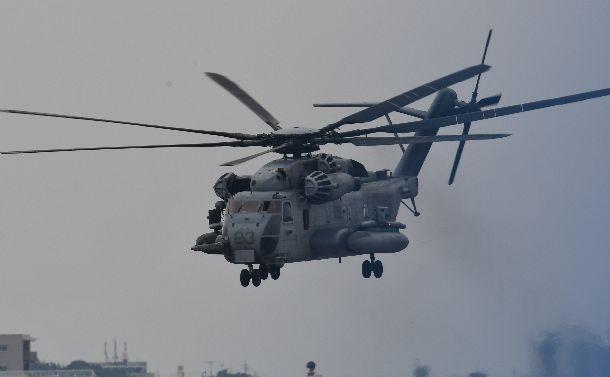 沖縄の米軍ヘリ墜落の背景に海兵隊の新戦略あり