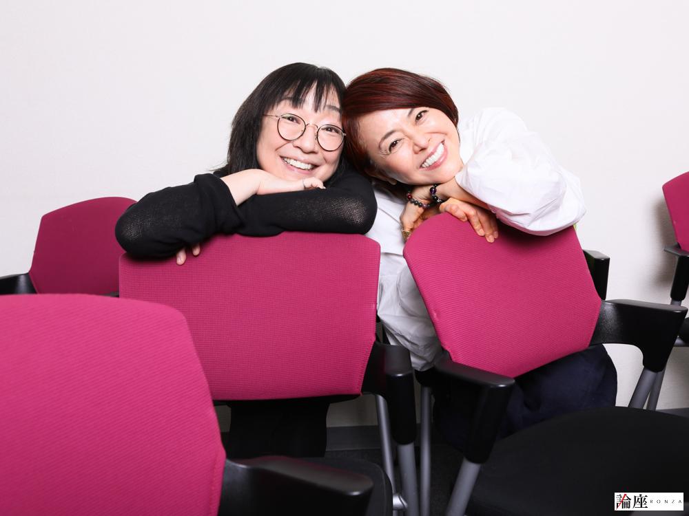 熊谷真実&山野海&岩田和浩インタビュー/上