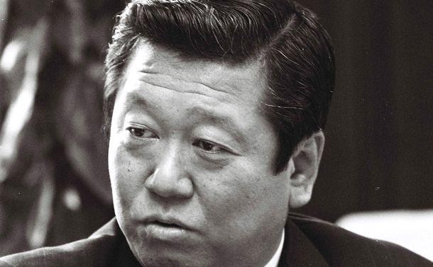 小沢一郎が語る「自民党幹事長」時代のこと
