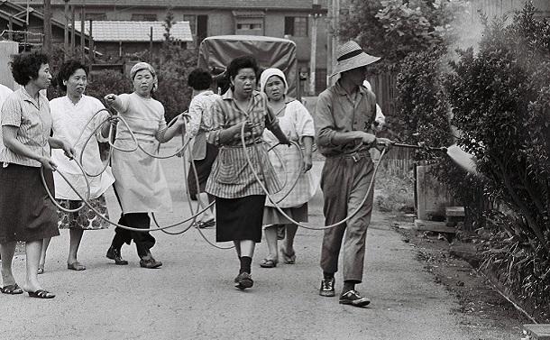 ポリオ(小児まひ)根絶史。64年五輪前の狂騒曲