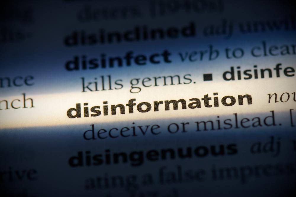情報操作 ディスインフォメーションの脅威