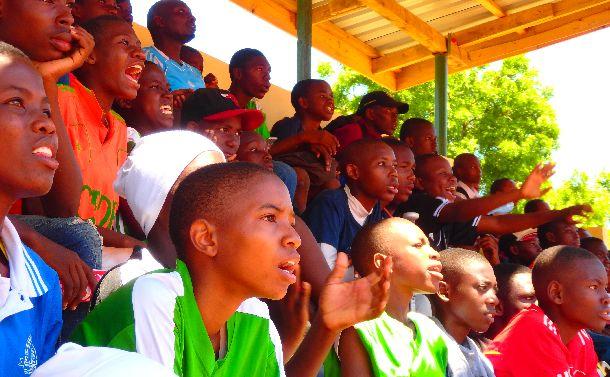 タンザニア野球のスローガンは規律、尊敬、正義