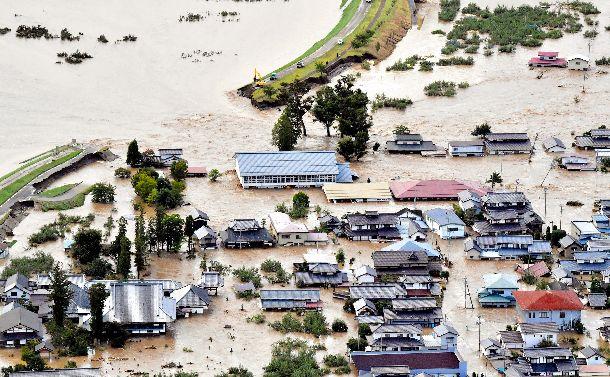 台風19号の被害があぶり出した日本の本当の危機