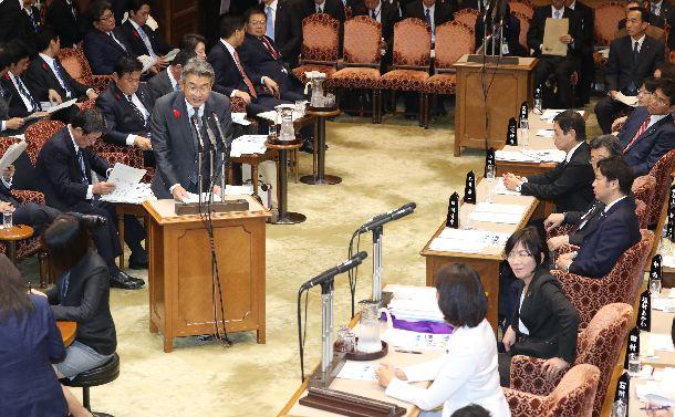 森ゆうこ議員の質問漏洩問題から見える日本の劣化