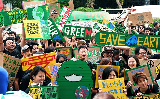 未来を脅かす地球温暖化と、活力を失う日本社会