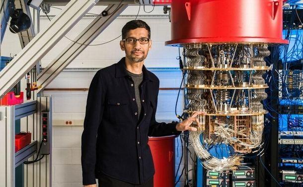 グーグル・量子コンピューターで「超計算」に脚光