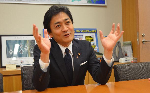 玉木雄一郎代表が語る安倍政権の限界と野党の覚悟