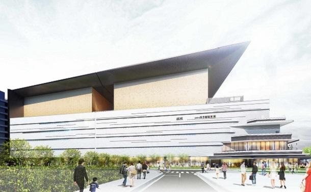 JR東日本四季劇場と御園座、新劇場と街づくり