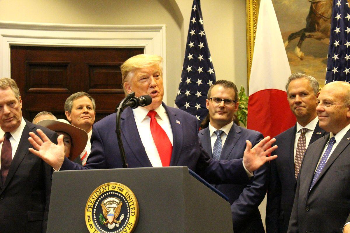 日米貿易協定は「4倍の負け越し」の不平等条約だ