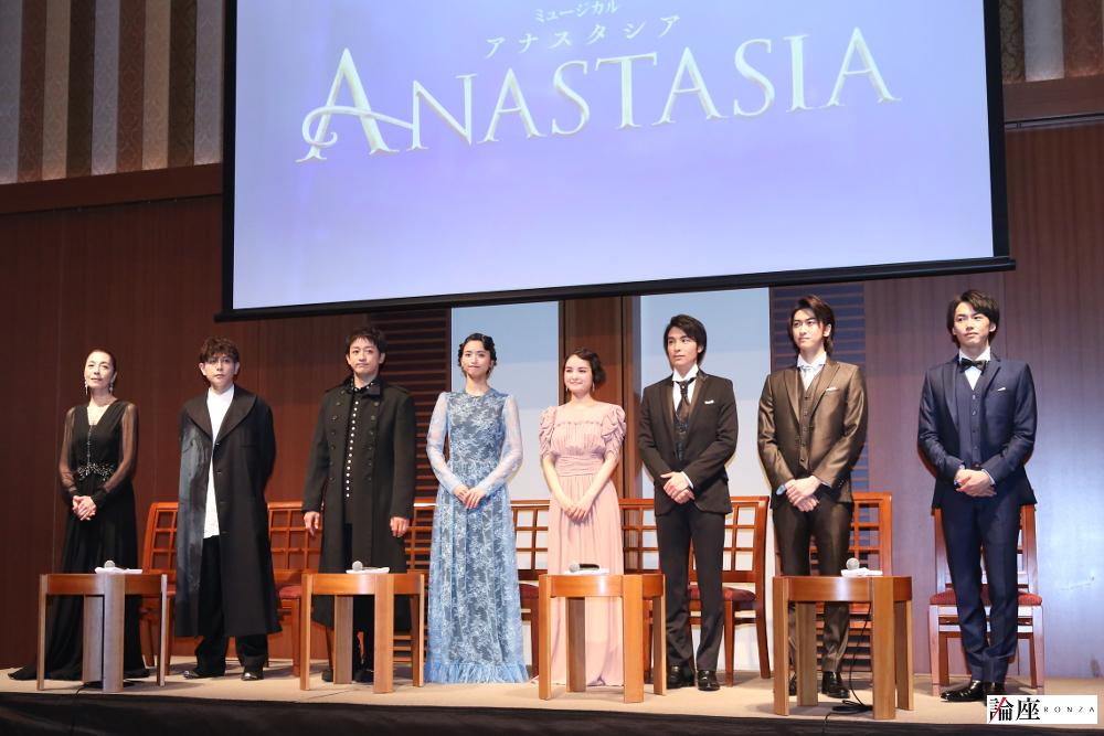 日本初演!ミュージカル『アナスタシア』