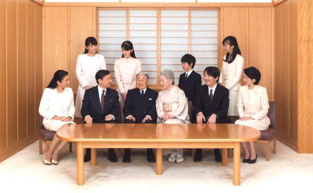 女性・女系天皇は不可避~実際の皇位継承順位は?