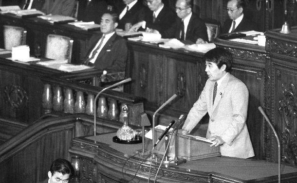 突出して「強運の人」だった中曽根元首相