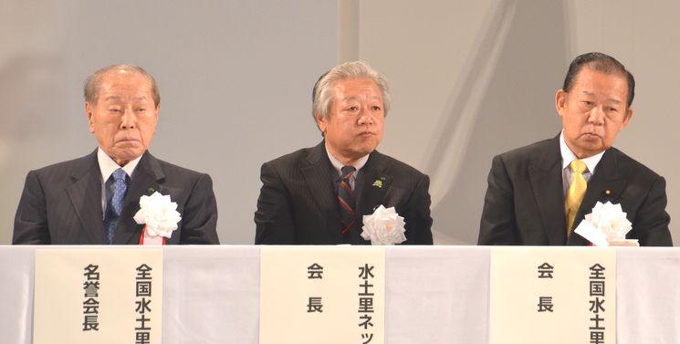 小沢一郎「このまま死ねない」そして山本太郎