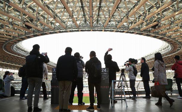 結局「オールジャパン」ではなかった新国立競技場