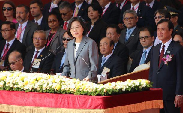 総統選が目前。選挙を通じ強まった台湾の民主社会