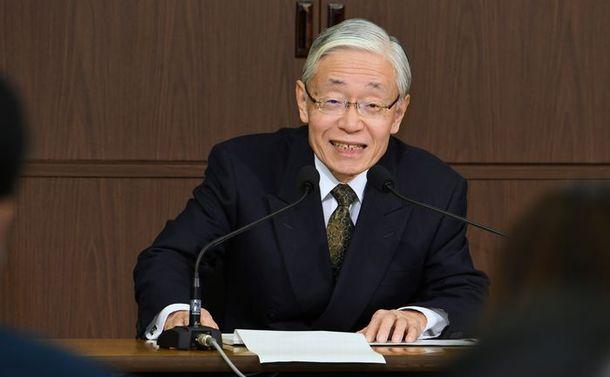 上田氏再任せず、官邸の判断が影響したNHK会長