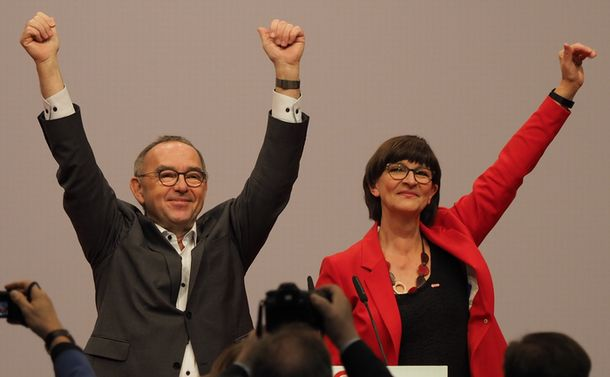 ドイツ政治混迷の真因