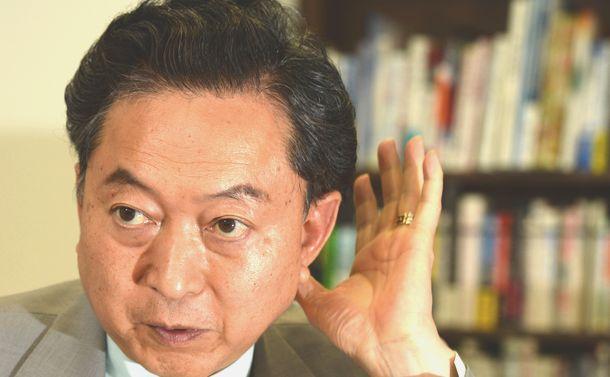 鳩山由紀夫「私としては小沢総理で良かった」